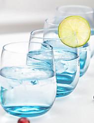 Недорогие -Drinkware Высокое боровое стекло Стекло Теплоизолированные 4pcs