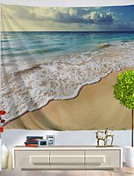 baratos -Férias Decoração de Parede Poliéster Clássico Arte de Parede, Tapetes de parede Decoração