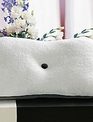 Недорогие -Комфортное качество Подголовник удобный подушка Пуховое перо / Полиэстер Полиэстер