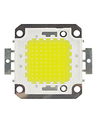cheap -ZDM™ DIY 100W 7900-8000LM 3000mA 6000-6500K Cool White Light Integrated LED Module (32-36V)