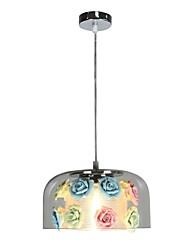 baratos -Artistíco Chique & Moderno Luzes Pingente Luz Descendente - Criativo Ajustável, 110-120V 220-240V Lâmpada Não Incluída