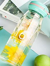 Недорогие -Drinkware силикагель / Высокое боровое стекло Стекло / Бокал Теплоизолированные 1pcs