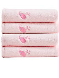 Недорогие -Высшее качество Полотенце для рук, Вышивка 100% хлопок 1 pcs