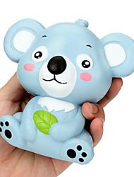 Недорогие -LT.Squishies Резиновые игрушки Устройства для снятия стресса Медведи Стресс и тревога помощи болотистый Декомпрессионные игрушки 1 pcs Детские Все Мальчики Девочки Игрушки Подарок