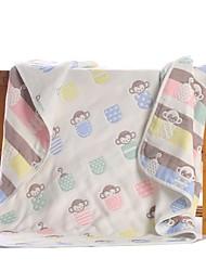 cheap -Bath Towel / Hand Towel, Poly / Cotton Superior Quality Geometric 1pcs
