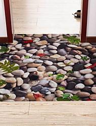 cheap -Doormats Modern Polyster, Rectangular Superior Quality Rug