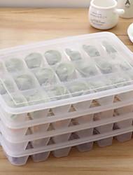 Недорогие -Кухонная организация Подносы для опрокидывания / Хранение продуктов питания ПП (полипропилен) Аксессуар для хранения 1шт