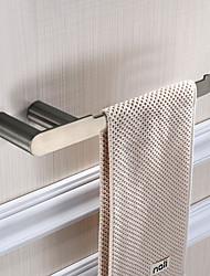 baratos -Barra para Toalha Alta qualidade Tradicional Aço Inoxidável 1pç - Banheiro Montagem de Parede