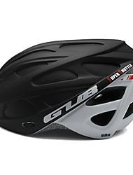 economico -GUB® Adulto Casco da bici 6 Prese d'aria CE / CPSC Resistente agli urti Gli sport Ciclismo / Bicicletta - Nero / Rosso