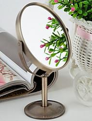 Недорогие -Зеркало Установка на полу / Простой Модерн Закаленное стекло / ABS 1pack Украшение ванной комнаты