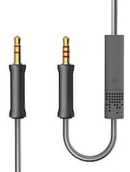 Недорогие -Коннектор пластик Черный / Красный / Серый 1pcs