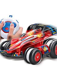 baratos -Carro com CR QX-633017 2.4G Stunt Car / Drift Car 1:12 Electrico Não Escovado 30 km/h KM / H