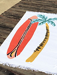 cheap -Superior Quality Beach Towel, Fashion 100% Polyester 1 pcs