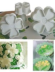 Недорогие -Инструменты для выпечки пластик Высокое качество Креатив Вечеринка Печенье Макаронные изделия Десертные инструменты