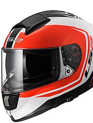 お買い得  -LS2 FF397 フルフェイス 大人 男女兼用 オートバイのヘルメット 防水 / アンチダスト / 耐摩耗性