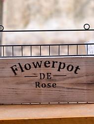 baratos -Flores artificiais 1 Ramo Clássico Rústico Plantas suculentas Flor de Mesa
