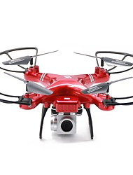 cheap -RC Drone A806 BNF 4CH 6 Axis 2.4G With HD Camera 0.3MP 480P RC Quadcopter One Key To Auto-Return / Headless Mode / 360°Rolling RC