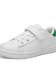 cheap -Boys' Shoes PU(Polyurethane) Spring & Summer Comfort Sneakers Running Shoes / Walking Shoes for Green / Pink / Black / White