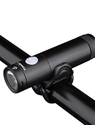 cheap -LED Flashlights / Torch / Front Bike Light / Headlight LED Bike Light LED Cycling Waterproof, Easy Carrying, Quick Release 18650 / Rechargeable Lithium-ion Battery / Rechargeable Li-Ion Battery 750 lm