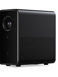 abordables -Xiaomi Mijia Projector DLP Proyector de Home Cinema LED Proyector 800 lm Android6.0 Apoyo 4K 120 pulgada Pantalla