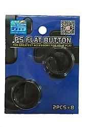 economico -Prese Thumb Stick per controller di gioco Per PS4 / PS4 Slim ,  Prese Thumb Stick per controller di gioco Plastica 1 pcs unità