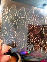 abordables -5 pièces Kits et ensembles d'art d'ongle Design Tendance Décoratif Outil d'art des ongles / Nail Art Design / Conseils d'art des ongles Quotidien / Entraînement