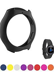Недорогие -Кейс для Назначение SSamsung Galaxy Gear S2 силикагель Samsung Galaxy