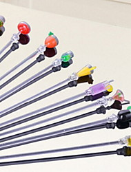 abordables -Articles de bar Plastique, Du vin Accessoires Haute qualité Créatif pour Barware simple / Nouveauté créative 10pcs