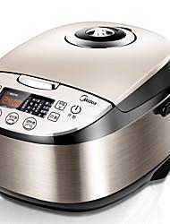 abordables -Cuiseur de riz Fonction de synchronisation / Multifonction Acier Inoxydable Cuiseurs à Riz 220 V 550 W Appareil de cuisine