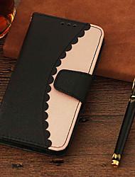 abordables -Funda Para Xiaomi Redmi Note 5A / Mi 5X Cartera / Soporte de Coche / con Soporte Funda de Cuerpo Entero Un Color Dura Cuero de PU para Redmi Note 5A / Xiaomi Redmi Note 4X / Redmi 5A