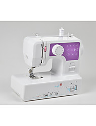 cheap -Sewing Machine, 1602 with 2 Speed 12 Stitches 28pcs Bobbin Sets 32 Spools Foot Pedal Household Sewing Machine for Beginners