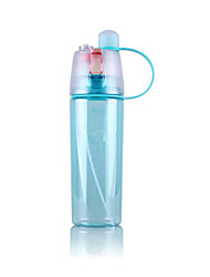 cheap -Sports Water Bottle Multifunctional Casual / Fitness Plastics Red / Green / Blue - 1 pcs