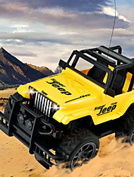 baratos -Carro com CR 4CH 2.4G Off Road Car / Drift Car 1:24