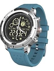 Недорогие -Смарт Часы JSBP-NX02 для iOS / Android Водонепроницаемый / Израсходовано калорий / Педометры / Многофункциональный Таймер / Секундомер / Педометр / Напоминание о звонке / Найти мое устройство