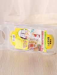 baratos -Organização de cozinha Prateleiras e Suportes Plástico Armazenamento / Fácil Uso 1pç