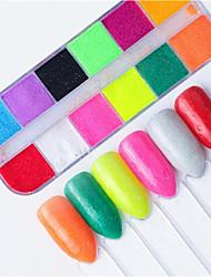 abordables -1pc Bouts D'ongles Artificiels Outil Nail Art Bijoux pour ongles Design Tendance Manucure Manucure pédicure Décoratif Usage quotidien / Bijoux à ongles