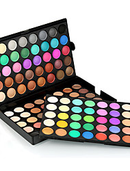 cheap -120pcs Eye Combination / Dry / Normal Shadow Daily Makeup Daily