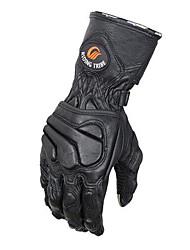 baratos -RidingTribe Dedo Total Unisexo Motos luvas uretano poli / silica Gel Sensível ao Toque / Manter Quente / Anti-desgaste