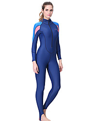 cheap -Dive&Sail Women's Dive Skin Suit SPF50, UV Sun Protection, Quick Dry Spandex / Polyamide Full Body Swimwear Beach Wear Diving Suit Diving / Surfing / Snorkeling