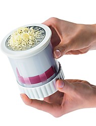 cheap -Kitchen Tools Plastic Multifunction / Creative Kitchen Gadget Peeler & Grater Cheese 1pc