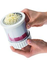 baratos -Utensílios de cozinha Plástico Multifunções / Gadget de Cozinha Criativa Peeler & Grater para Cheese 1pç