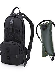 Недорогие -5 L Фляга / мешок для воды Водонепроницаемость, Пригодно для носки, Многофункциональный Велосумка/бардачок 600D полиэстер Велосумка/бардачок Велосумка Пешеходный туризм / Армия / Велоспорт
