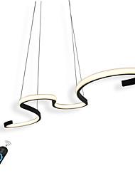 economico -UMEI™ Lineare Lampadari Luce ambientale - Regolabili, Oscurabile, 110-120V / 220-240V, Dimmerabile con telecomando, Sorgente luminosa a