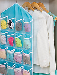 cheap -Storage Units Underwear / Daily / Bedroom Terylene Multi Layer Pocket Household Storage Bags