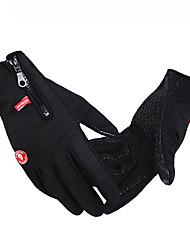 billige -WOSAWE Fuld Finger Unisex Motorcykel handsker PVC (Polyvinylchlorid) Åndbart / Slidsikkert / Touch Screen
