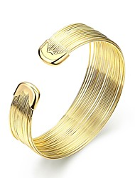 cheap -Women's Bracelet - Gold Plated Fashion Bracelet Gold For Gift / Daily