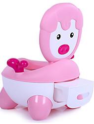 abordables -Siège de Toilette Design nouveau / Pour les enfants / Amovible Moderne / Ordinaire / Dessin Animé PP / ABS + PC 1pc Accessoires de toilette / Salle de bain