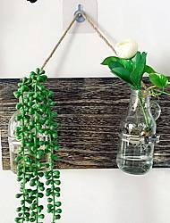 Недорогие -1шт Дерево / Стекло Простой стиль / Европейский стильforУкрашение дома, Домашние украшения Дары