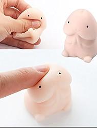 Недорогие -LT.Squishies Резиновые игрушки Устройства для снятия стресса Креатив Стресс и тревога помощи болотистый Декомпрессионные игрушки Ластик 1 pcs Взрослые Игрушки Подарок