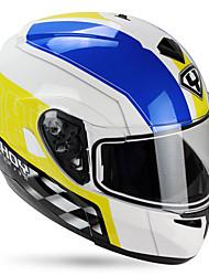 Недорогие -YOHE YH-955 Интеграл Взрослые Муж. Мотоциклистам Тепловая / Теплый / Дышащий / Дезодорант